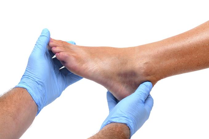 کفی ها و کفش های طبی