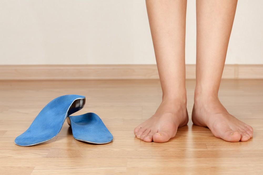 اهداف تجویز کفی ها و کفش های طبی